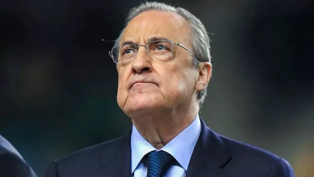 Florentino Perez: I'm sad and disappointed, maybe we didn't explain the Super League well - Bóng Đá