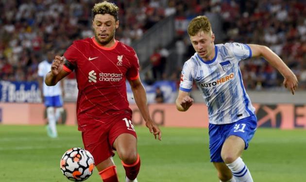 Chấm điểm Liverpool trận Hertha Berlin: Điểm 8 cho ngôi sao đẳng cấp