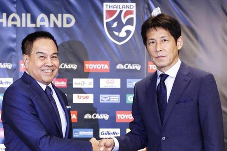 Làn sóng yêu cầu chủ tịch LĐBĐ Thái Lan từ chức dấy lên mạnh mẽ