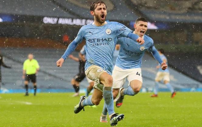 Man City chấp nhận hy sinh Bernardo Silva để có Harry Kane